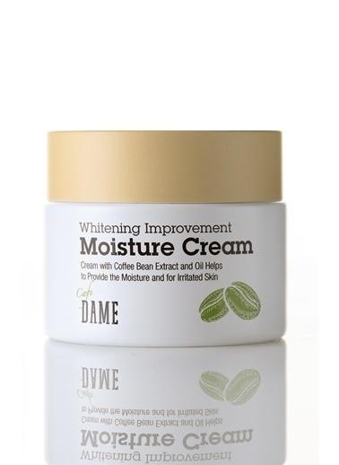 Cafe Dame Café Dame Moisture Cream - Beyazlatıcı Kahve Kremi Renksiz